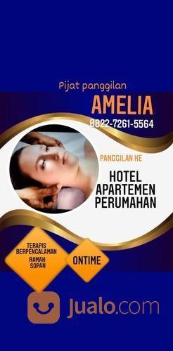 Pijat Panggilan Amelia Massage (29203828) di Kota Tangerang Selatan