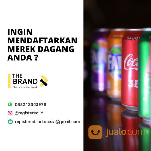Daftar Merek Dagang Umkm (29213997) di Kota Tangerang Selatan
