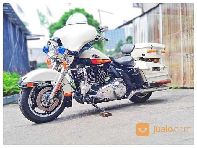 *GCH07 Motor Murah Harley Davidson Electra Police 2012 Siap Pakai (29218573) di Kota Tangerang Selatan