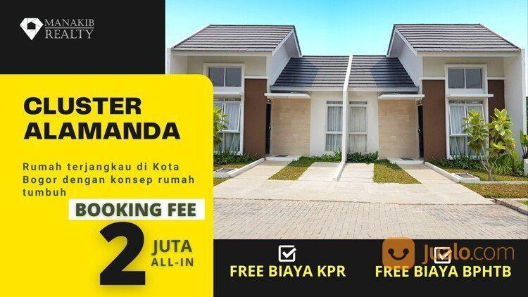 Rumah Mewah Di Cluster Alamanda Kota Bogor Strategis Termurah (29219443) di Kota Bogor