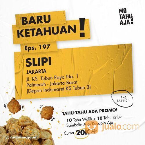 Mo Tahu Aja Promo Opening SLIPI Jakarta (29242161) di Kota Jakarta Barat