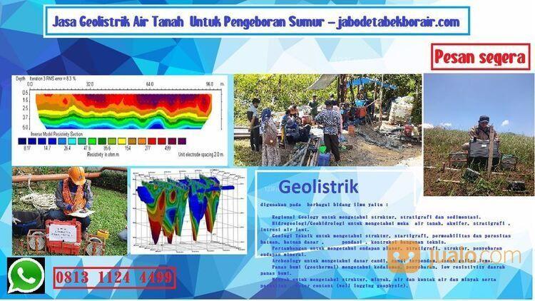 Jasa Geolistrik, Logging Test Dan Air Compressor 25 Bar Di Tarogong Kab Garut (29249046) di Kab. Garut