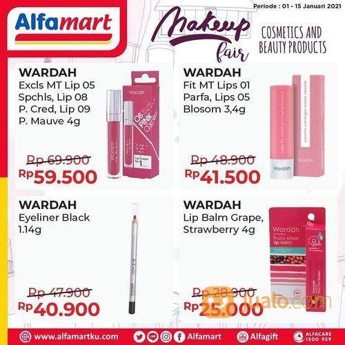 Alfamart Cosmetics and Beauty Products dari Promo Make Up Fair (29288243) di Kota Jakarta Selatan