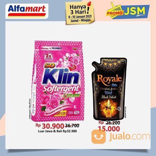 Alfamart #PromoJSMAlfamart Weekend (29288518) di Kota Jakarta Selatan