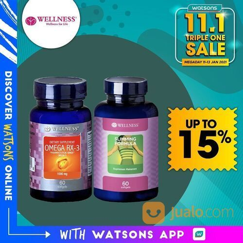 Watsons Promo Mega Day 11.1 Triple One (29292355) di Kota Jakarta Selatan