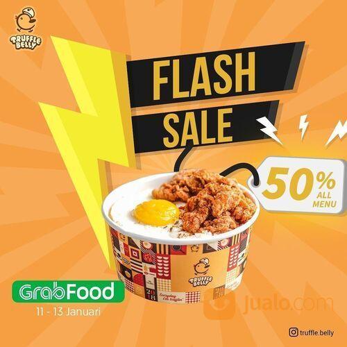 Truffle Belly FLASH SALE 50% untuk ALL MENU* (29292364) di Kota Jakarta Selatan