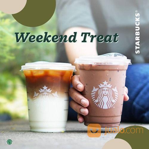 Starbucks potongan 30%* untuk minuman apapun, ukuran apapun (29292400) di Kota Jakarta Selatan