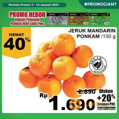 #PromoGiant untuk daging, buah, kue, hingga rice cooker, yang diskon hingga 50%* (29305510) di Kota Jakarta Selatan