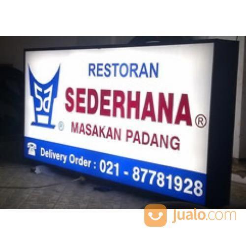 Sewa Neon Box Medan | 085362792813 (29324599) di Kota Medan
