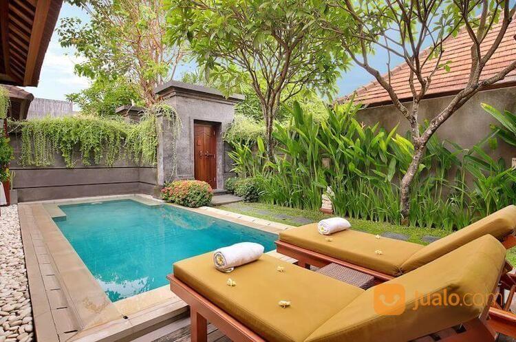 Rumah Minimalis Dengan Kolam Renang (29380121) di Kota Semarang