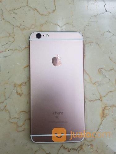 Iphone 6splus 64gb Rosegold Nego (29380954) di Kota Jakarta Selatan