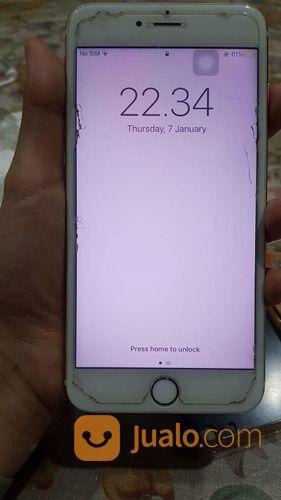 Iphone 6splus 64gb Rosegold Nego (29380955) di Kota Jakarta Selatan