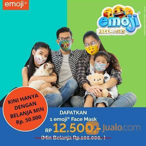 Giant Promo Emoji Facemask (29381134) di Kota Jakarta Selatan