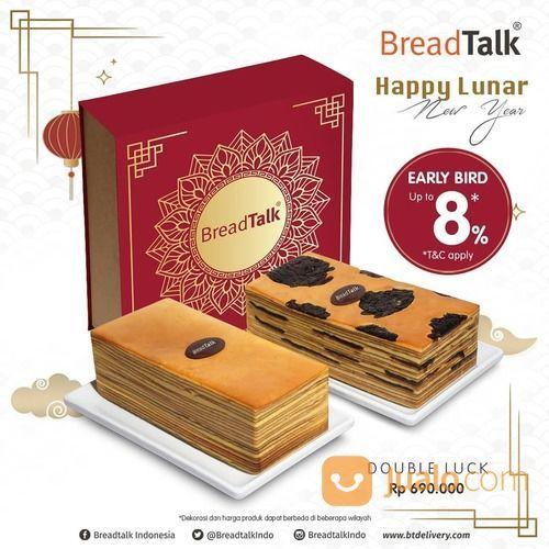 Breadtalk special early bird promo Tahun Baru Imlek 2021 (29381550) di Kota Jakarta Selatan
