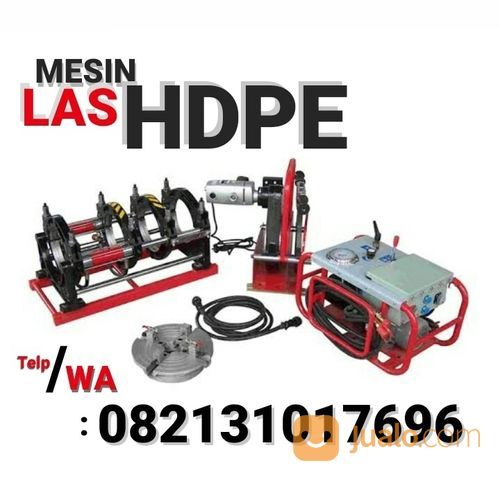 Distributor Mesin Pipa Hdpe (29382421) di Kab. Kaimana