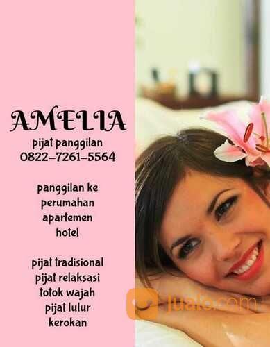 Pijat Panggilan Bsd Amelia (29383602) di Kota Tangerang Selatan