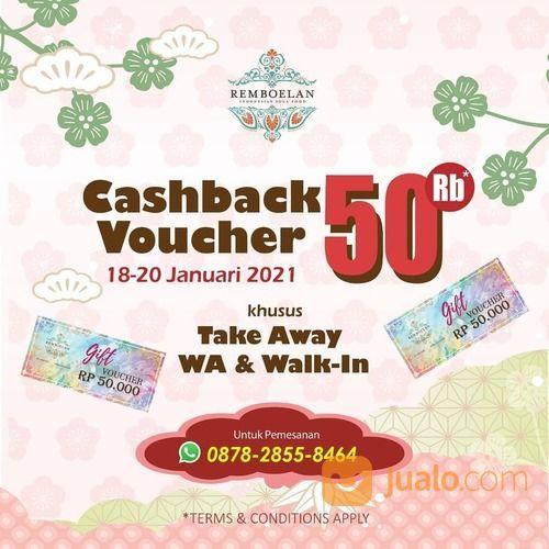 Remboelan Soul food cashback voucher 50rb* (29384750) di Kota Jakarta Selatan