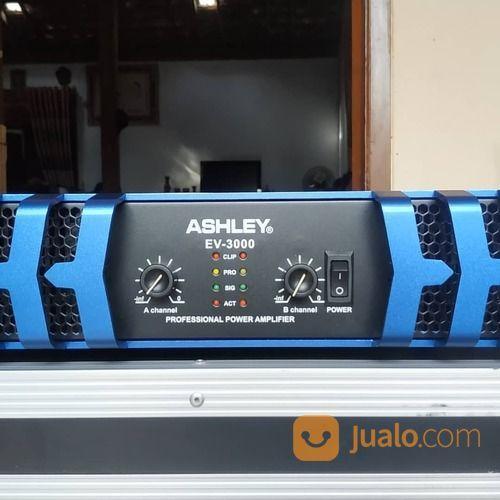 Power Amp Ashley EV-3000 Second Like (29396199) di Kab. Indragiri Hilir