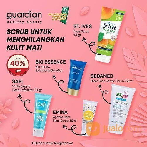 Guardian Scrub Products Disc. up to 40% (29396859) di Kota Jakarta Selatan