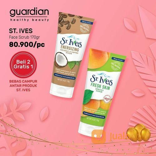 Guardian Scrub Products Disc. up to 40% (29396860) di Kota Jakarta Selatan