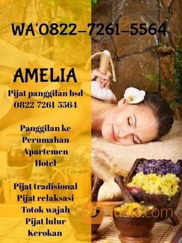 Amelia Massage Bsd (29403234) di Kota Tangerang Selatan