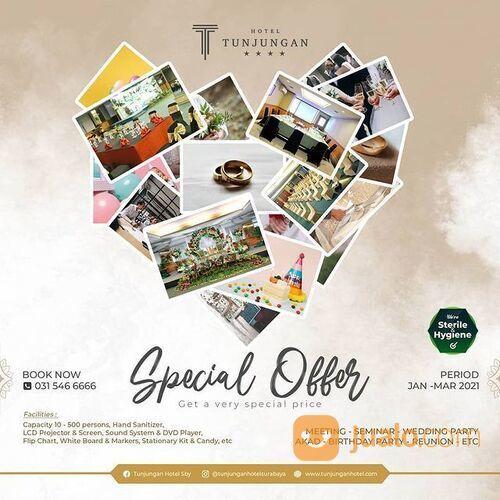 Tunjungan Hotel Surabaya SPECIAL OFFER (29405116) di Kota Jakarta Selatan