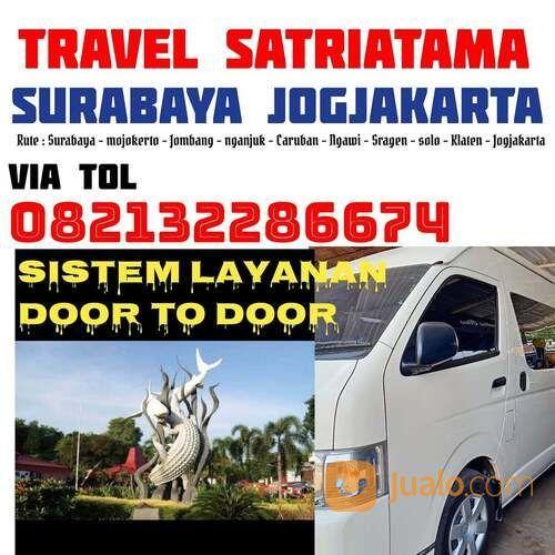 TRAVEL SURABAYA SOLO JOGJA (29405193) di Kota Surabaya