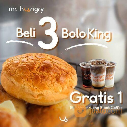 Mr. Hungry Promo Order @bolokingid dapat gratis segelas kopi di Mr. Hungry Kelapa Gading (29407900) di Kota Jakarta Selatan