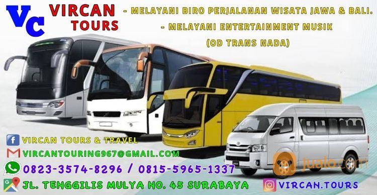 VIRCAN TOURS & TRAVEL (29412395) di Kota Surabaya