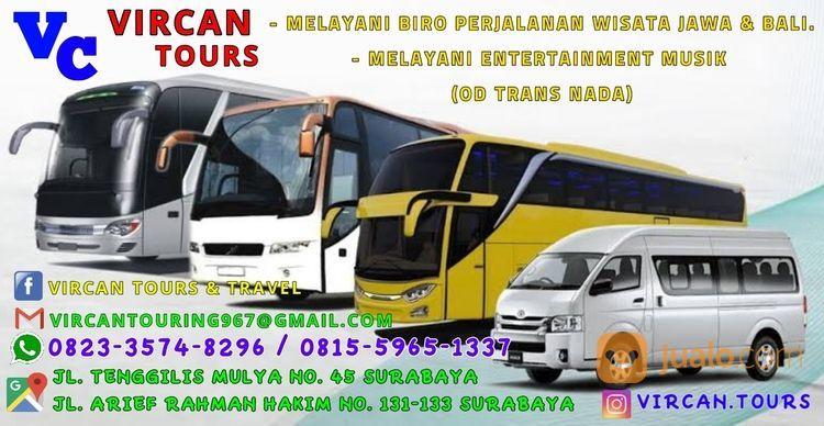 VIRCAN TOURS & TRAVEL (29412397) di Kota Surabaya