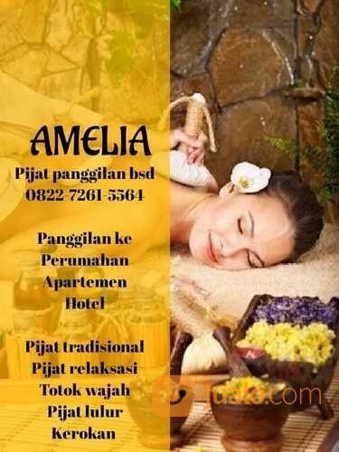 Pijat Panggilan Bsd Amelia Massage (29415886) di Kota Tangerang Selatan