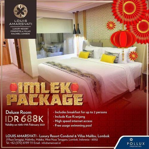AMARSVATI LUXURY RESORT Special Offer for you for Imlek 2021 (29415913) di Kota Jakarta Selatan