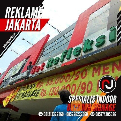 Huruf Timbul Galvanis - Jabodetabek (29417452) di Kota Jakarta Utara