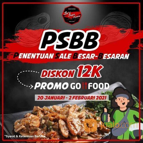 Sei Sapi Kana Promo Diskon 12K dari GOFOOD dan nikmati hidangan @seisapikana.id (29419152) di Kota Jakarta Selatan