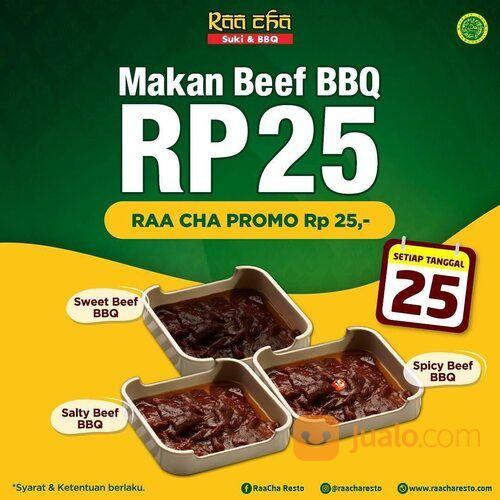 Raa Cha Suki promo ini KHUSUS untuk HARI INI saja! (29419168) di Kota Jakarta Selatan