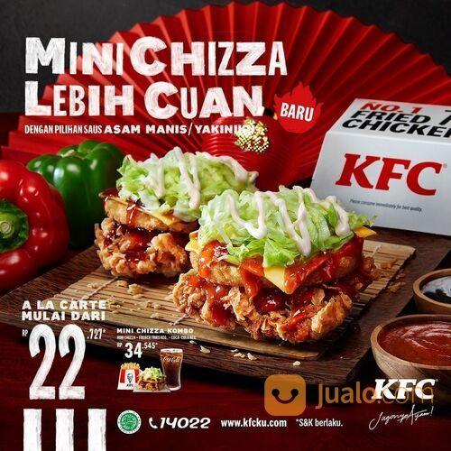KFC, Mini Chizza yang LEBIH CUAN! (29419181) di Kota Jakarta Selatan