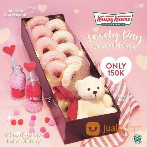 Krispy Kreme GET READY FOR FEBRUARY LOVELY DAY (29419271) di Kota Jakarta Selatan