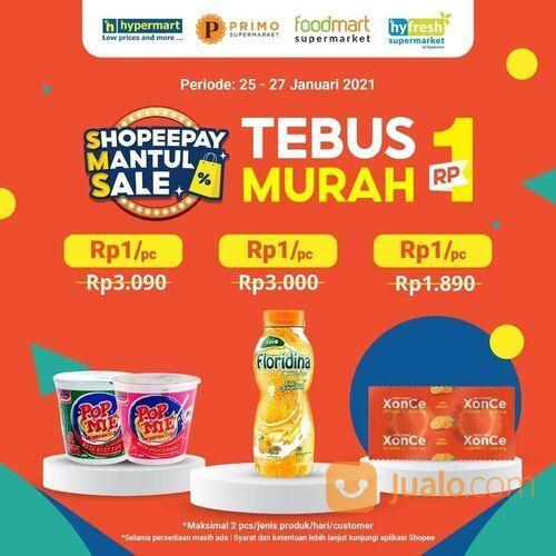 Hypermart Shopee Pay Day Tebus Murah (29420410) di Kota Jakarta Selatan