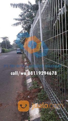Pemasangan Paga BRC Permeter (29420585) di Kab. Bogor