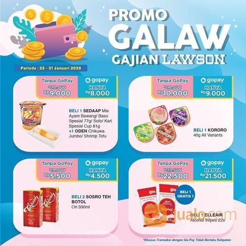 Lawson Promo GALAW Gajian Lawson (29420785) di Kota Jakarta Selatan