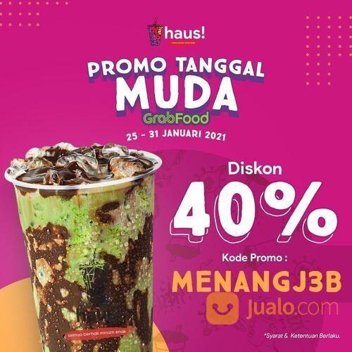 HAUS! Diskon 40% maksimal potongan 30ribu dengan minimal belanja 50ribu (29420907) di Kota Jakarta Selatan
