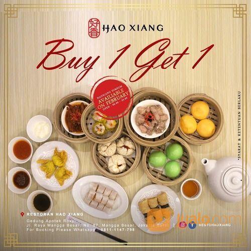 Hao Xiang Restaurant SPECIAL IMLEK DIM SUM Buy 1 Get 1 FREE (29422801) di Kota Jakarta Selatan