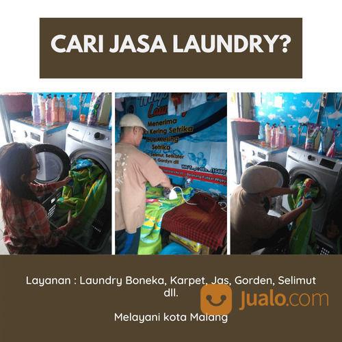 Jasa Laundry Pakaian Area Malang (29423156) di Kota Malang