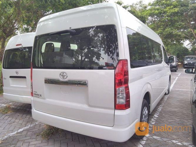 [PROMO GRATIS SERVICE 4 TAHUN] HIACE PREMIO 2020 (29428794) di Kota Surabaya