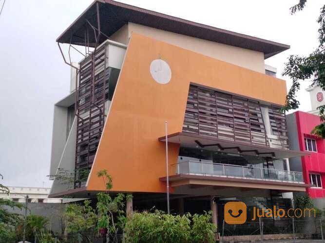 Gedung Bertingkat Di Tebet, 4Lt, Hoek, Semi Furn, Lok. Prime Di Area Komersial Tebet Barat Raya, (29435370) di Kota Jakarta Selatan