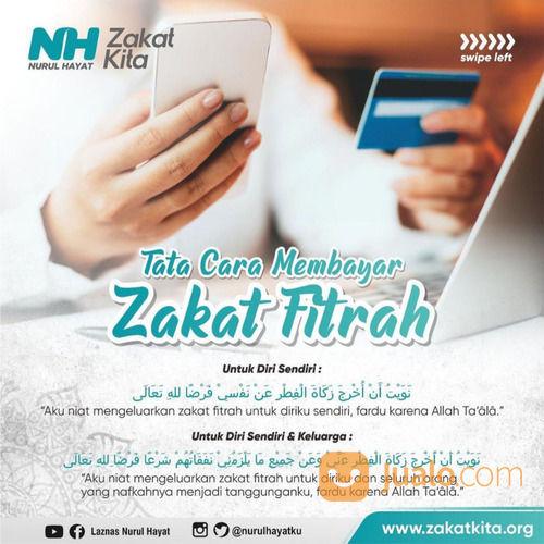 Zakat Fitrah Amanah (29437293) di Kota Surabaya
