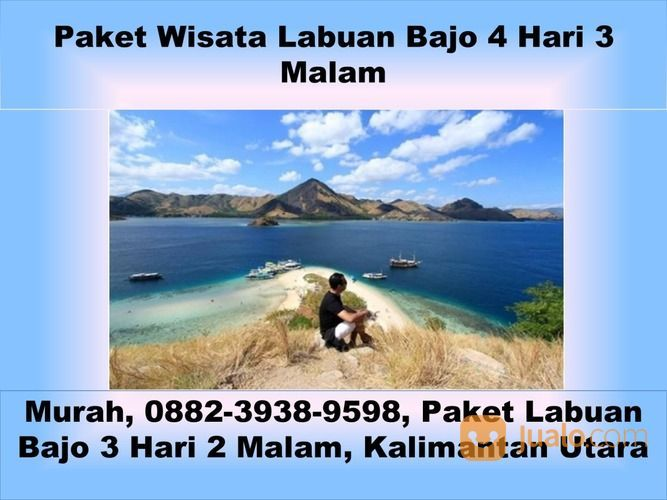 Hemat, 0882-3938-9598, Paket Tour Labuan Bajo Kelimutu, Kepulauan Bangka Belitung (29438019) di Kota Semarang