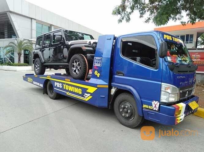 Jasa Kirim Mobil Murah Dari Jakarta Tujuan Solo Via Towing Car (29453425) di Kota Jakarta Selatan