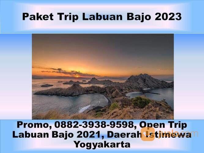 Jasa, 0882-3938-9598, Paket Wisata Labuan Bajo Dari Semarang, Daerah Khusus Ibukota Jakarta (29453752) di Kota Semarang