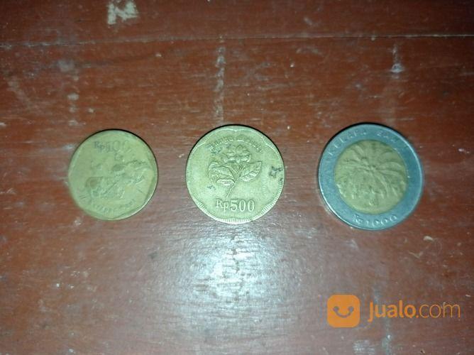 Uang Logam Kuno Rupiah 1000, 500, 100 (29457277) di Kota Manado
